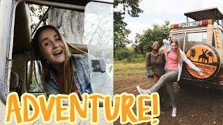 A DAY ON THE TANZANIAN SAVANNA | Safari Day 2!