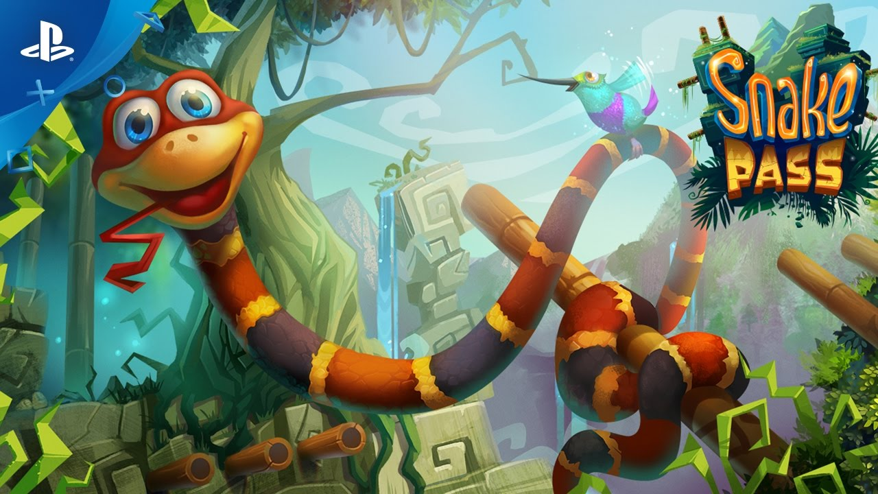 Snake Pass Slithers Onto PS4 Next Year, Play it at PS Experience