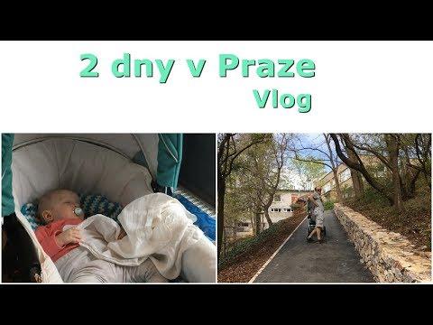 2 dny v Praze | Vlog