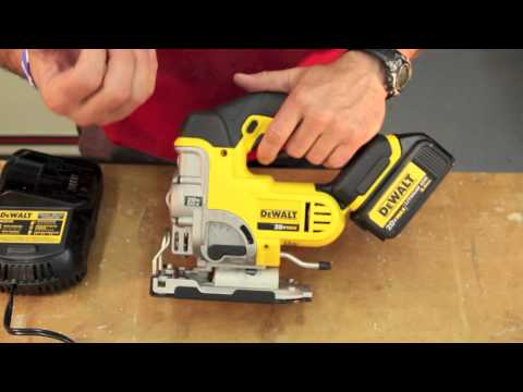 DEWALT DCS331L1 – 20 Volt MAX Lithium-Ion Jigsaw Review