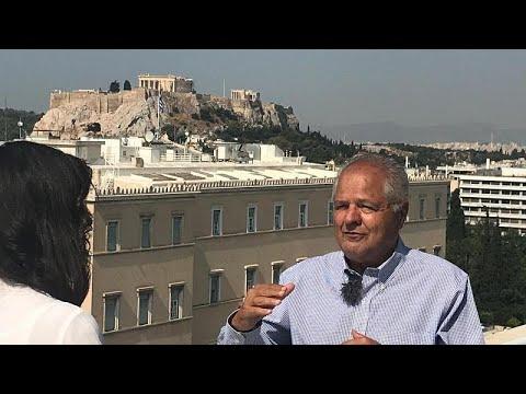 Διψήφια διαφορά μεταξύ ΣΥΡΙΖΑ-ΝΔ στις εκλογές βλέπει ο Α. Δρυμιώτης…