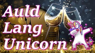 Auld Lang Unicorn [2018 in review]