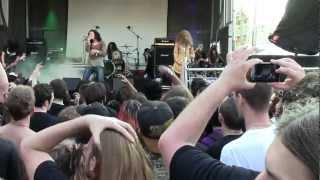 Church of Misery - Killfornia (Ed Kemper) live @ Maryland Deathfest X - 05.27.12
