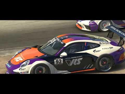 Porsche eSports Supercup - Mosport Race Remix