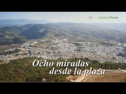 Archidona, ocho miradas desde la plaza. Málaga