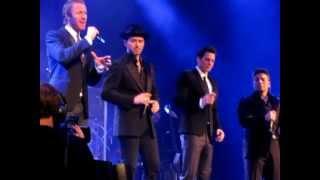 The Tenors Concert - Feb 28 2013 (My Birthday!) - Lullaby