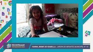 Yanina, Jardín de Infantes N° 10