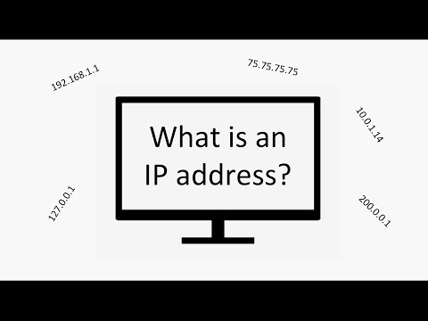 IP addresses. Explained.
