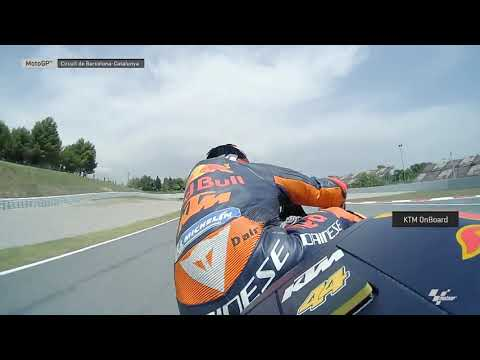 Red Bull KTM Factory Team OnBoard: Gran Premi Monster Energy de Catalunya