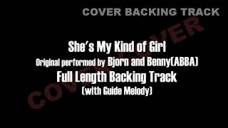 She's My Kind of Girl/Cover, Bjorn and Benny(ABBA)