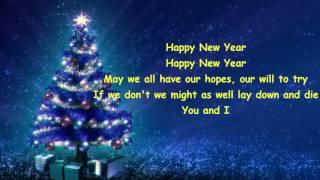 ABBA – Happy New Year (videolyrics)