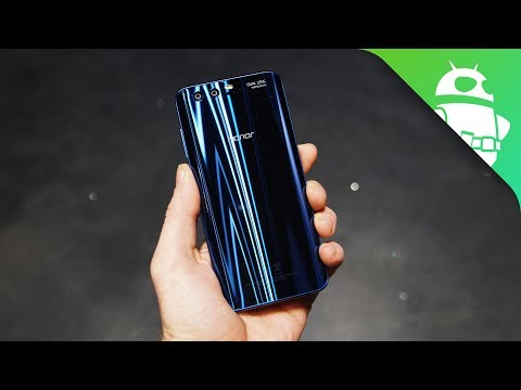 Honor 9 hands on