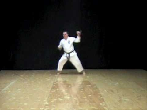 Hama Higa No Tuifa Kata of Isshinryu