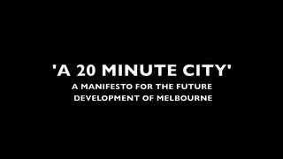 preview picture of video 'A 20 Minute City'