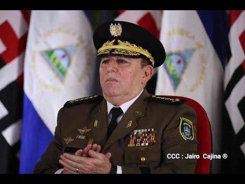 General Julio César Avilés Castillo ratifica su firme compromiso con la patria