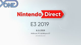 Nintendo E3 2019 Conference Live with YongYea