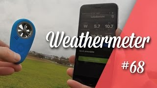 WeatherFlow Weathermeter die Smartphone Wetterstation  // deutsch // in 4K #68