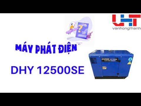 Máy phát điện DHY 12500SE – Máy phát điện Đà Nẵng