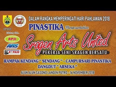 LIVE PENTAS SENI PINASTIKA SRAGEN // ARS SOUND SYSTEM // KOPASS // APSI