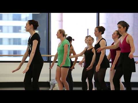 artÉmotion Adult Ballet Summer Intensive presented by