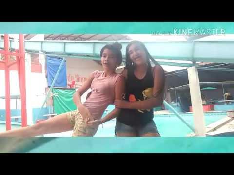 Desafio da piscina ❤💥🌊