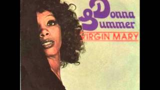DONNA SUMMER - Virgin Mary / Pandora's Box - GROOVY GR 1215 - 1975 - NETHERLANDS