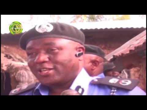 POLICE IN OSUN DISCOVERS RITUALIST SHRINE IN ILOBU