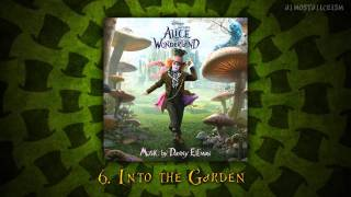 Alice in Wonderland Soundtrack // 06. Into the Garden