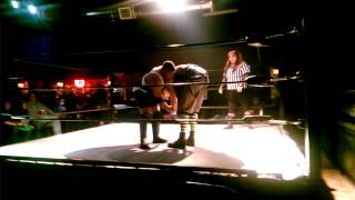 Nightmare Pro Heavyweight Championship L C  Green vs Jordan Calubs (C)
