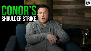 Conor McGregor's Shoulder Strikes...