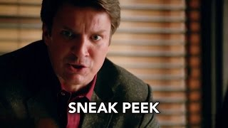 "Castle 8x17 Sneak Peek ""Death Wish"" (HD)"