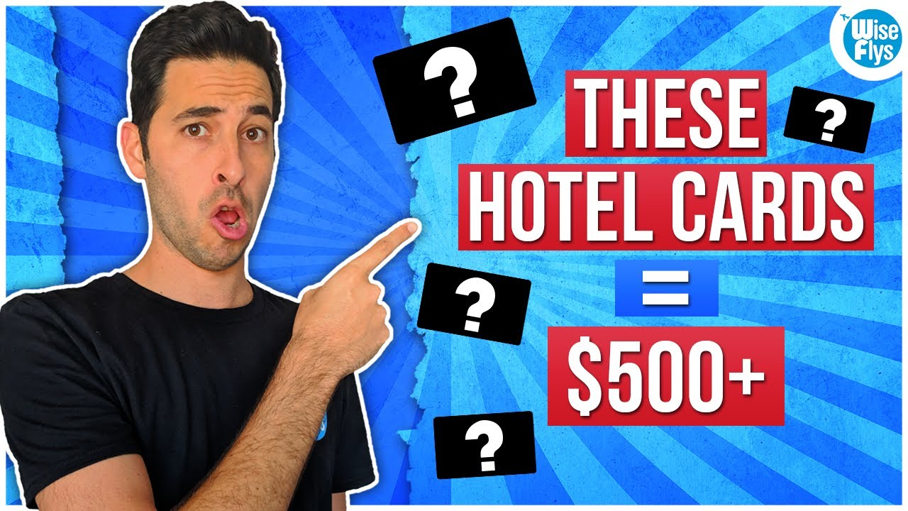 4 Finest Hotel Credit Cards That Deal $500 Worth thumbnail