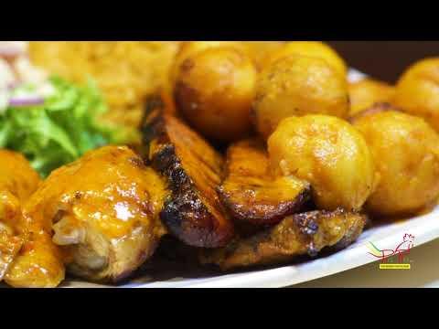 Les plats au Chouriço de Piri Piri!