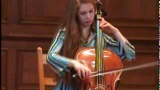 A Cellist Auditions