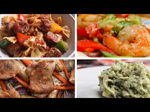 5 Easy Weeknight Dinners | Cooking for Two