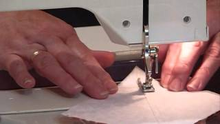 How To Make Half Square Triangles - Quilting Tips & Techniques 006