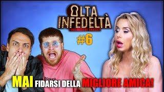 REAGISCO AD ALTA INFEDELTÀ #6: l'incredibile TRADIMENTO subito da VALERIA MARINI! (feat Awed)