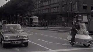 preview picture of video 'Bratislava - Doprava (1966)'