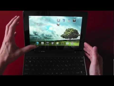 Video recensione Asus Transformer Prime