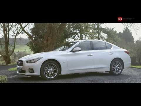 Infiniti Q50 Review and Road Test by motoring.co.uk