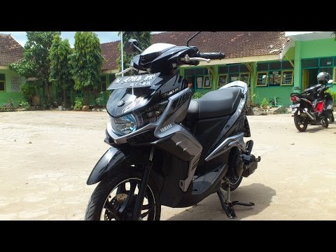 Yamaha Xeon GT 125 Eagle Eye 2015 Review Bahasa Indonesia