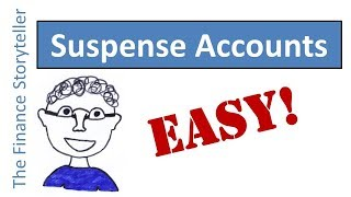 Suspense accounts explained | EASY!