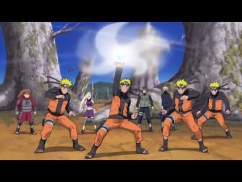 Naruto vs Kakuzu - Full fight -  English Dub