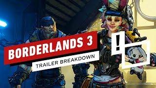 Borderlands 3 Reveal Trailer Breakdown, Secrets & Easter Eggs