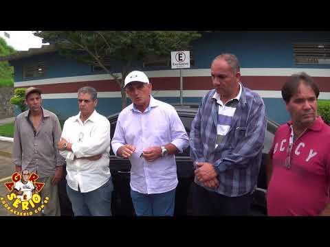 Presidente da Câmara Irineu Machado faz doação de um Carro para a Prefeitura de Juquitiba