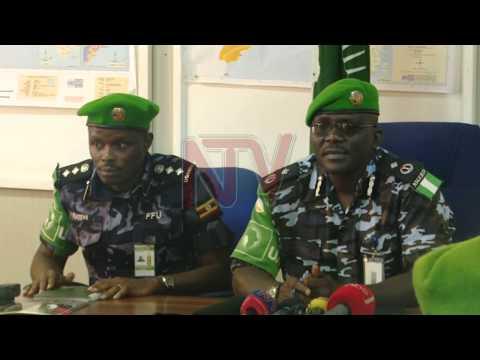 Poliisi ya Uganda ekoze omulimu gw'okutereeza Somalia