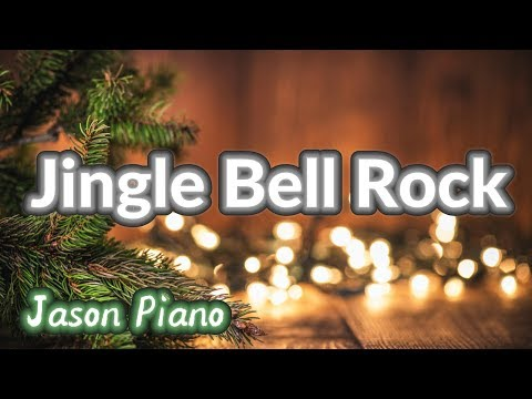 Jingle Bell Rock (Glee) 鋼琴 Jason Piano Cover