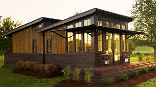 Worlds Most Beautiful Saltbox Cottage For Sale By Designer Cottages | Tiny House Big Living