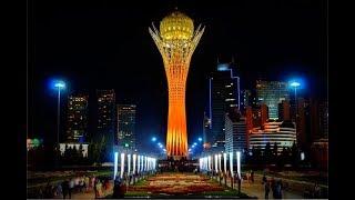 Астана — столица нового мирового порядка.