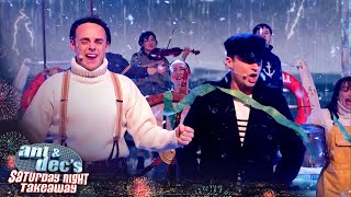 An End of the Show Show Sea Shanty Spectacular! | Saturday Night Takeaway